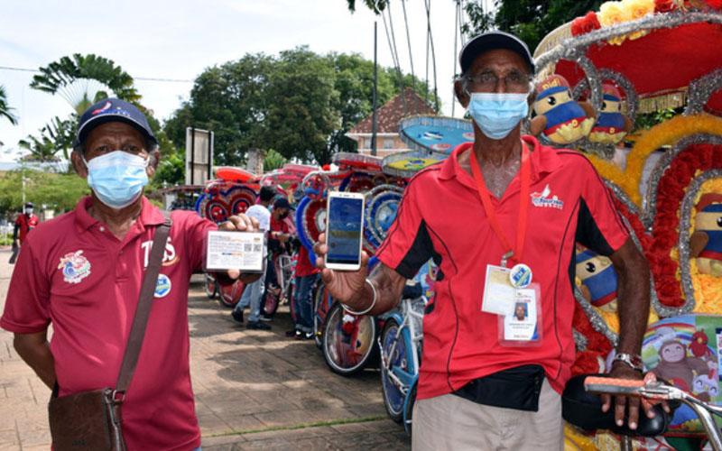 Pelancong masih tidak boleh ke Melaka 1 Oktober