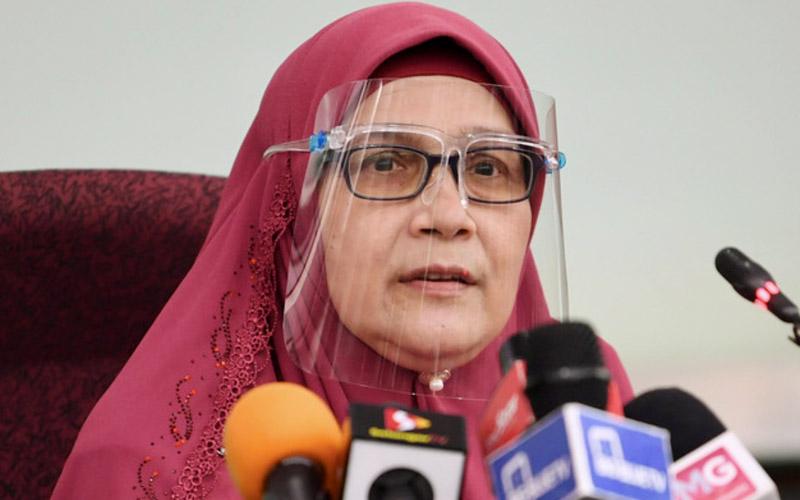 Siti Mariah dedah punca sebenar masjid masih tak dapat dibuka sepenuhnya di Selangor