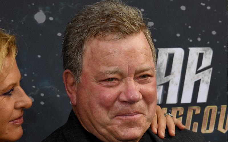 Star Trek's Shatner describes 'unbelievable' space trip   Free Malaysia ...