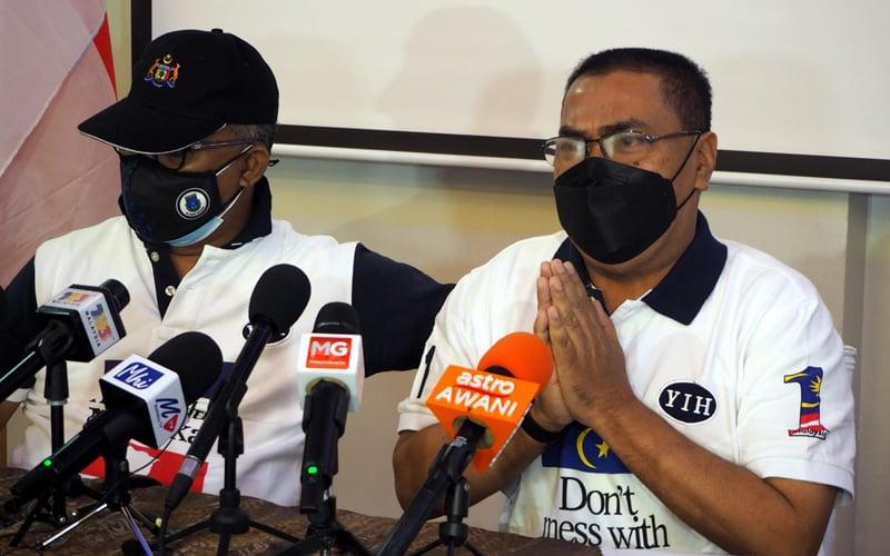 Dua bekas Adun Umno Melaka akan jumpa SPRM dedah isu pasir